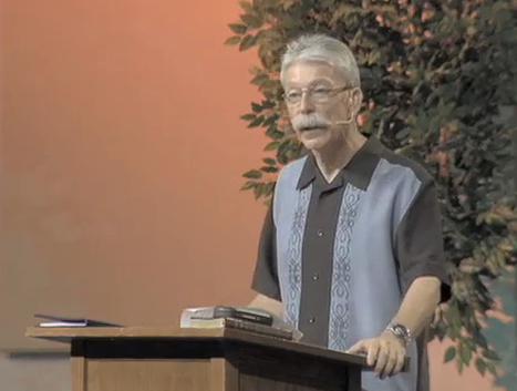 Pastor Phillip Lee RL03